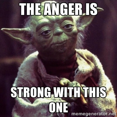 anger strong