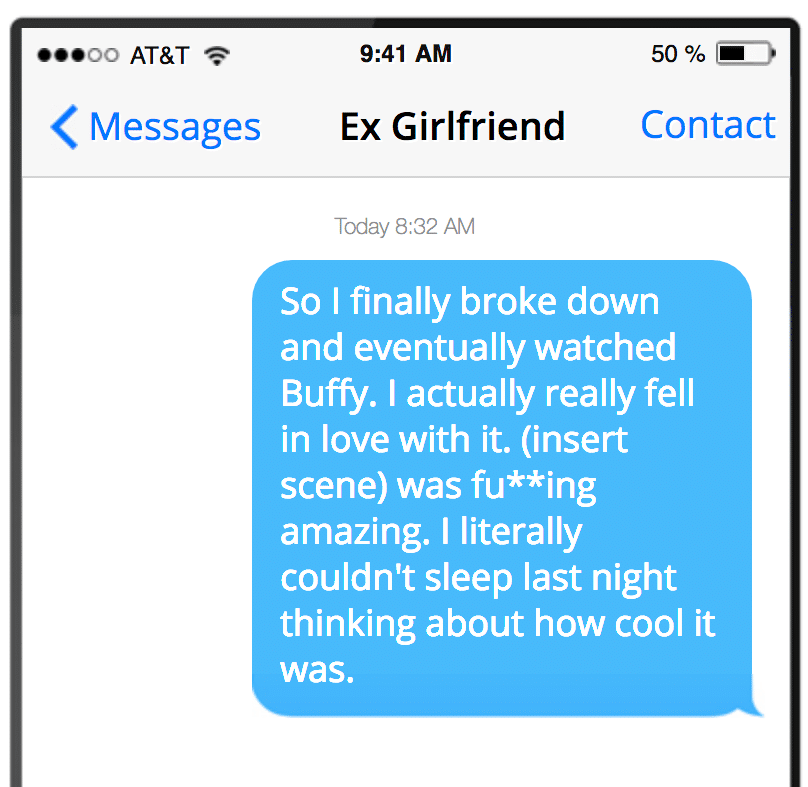 How To Get An Ex Back With Text Messages- Exactly What To Say