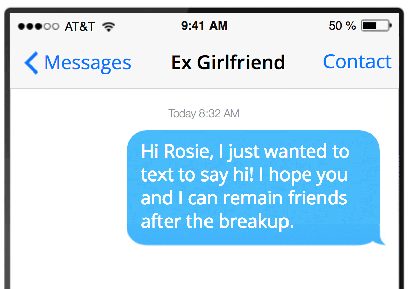 How to get a second chance with your ex girlfriend