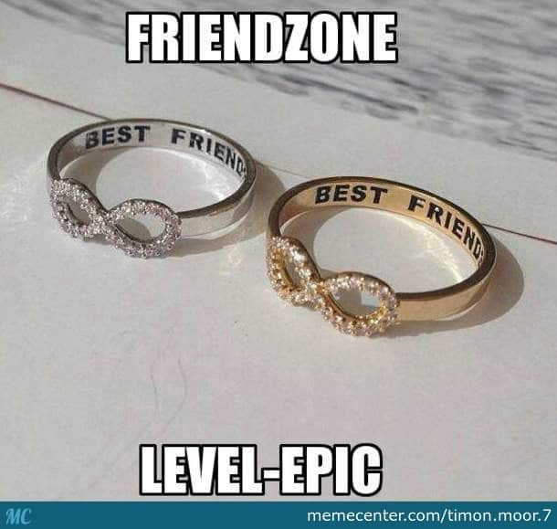 epic friend zone