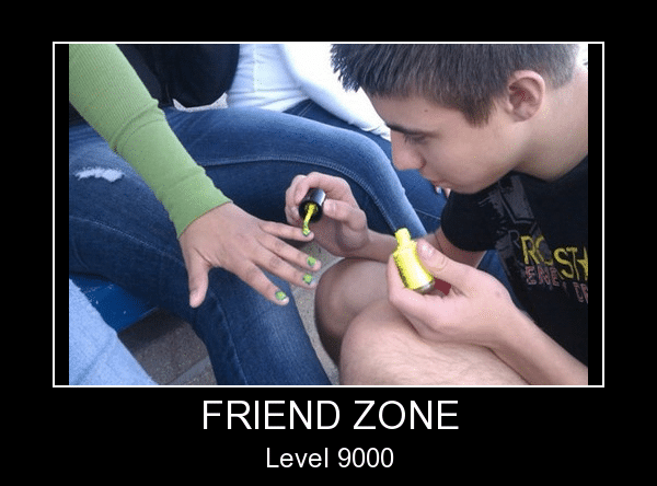 friend zone 9000