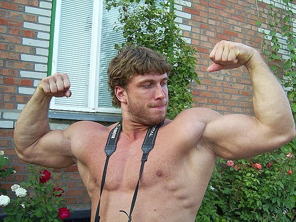 super buff guy