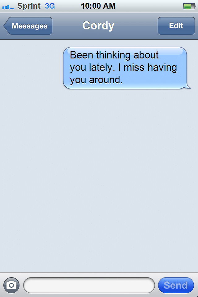 What To Say And Text To Your Ex Girlfriend To Get Her Back Fast