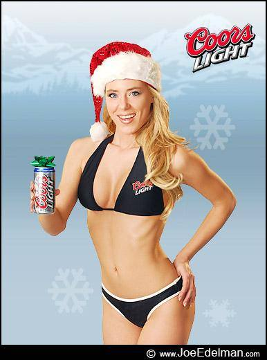 coors light girl