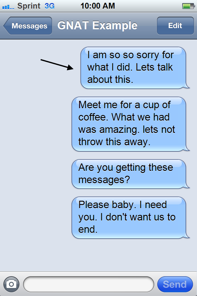 things to talk about with a girlfriend over text