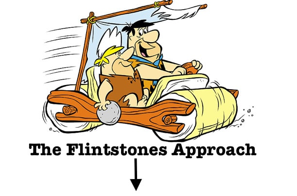 flintstones approach