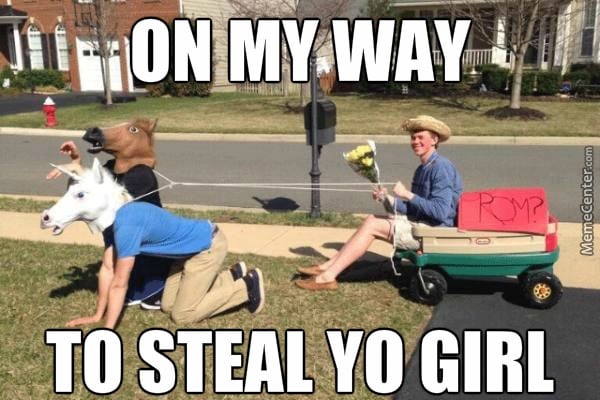 steal yo girl