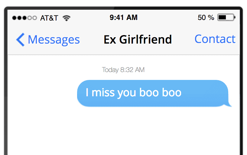 I Miss My Ex So Much It Hurts How Should I Tell Her